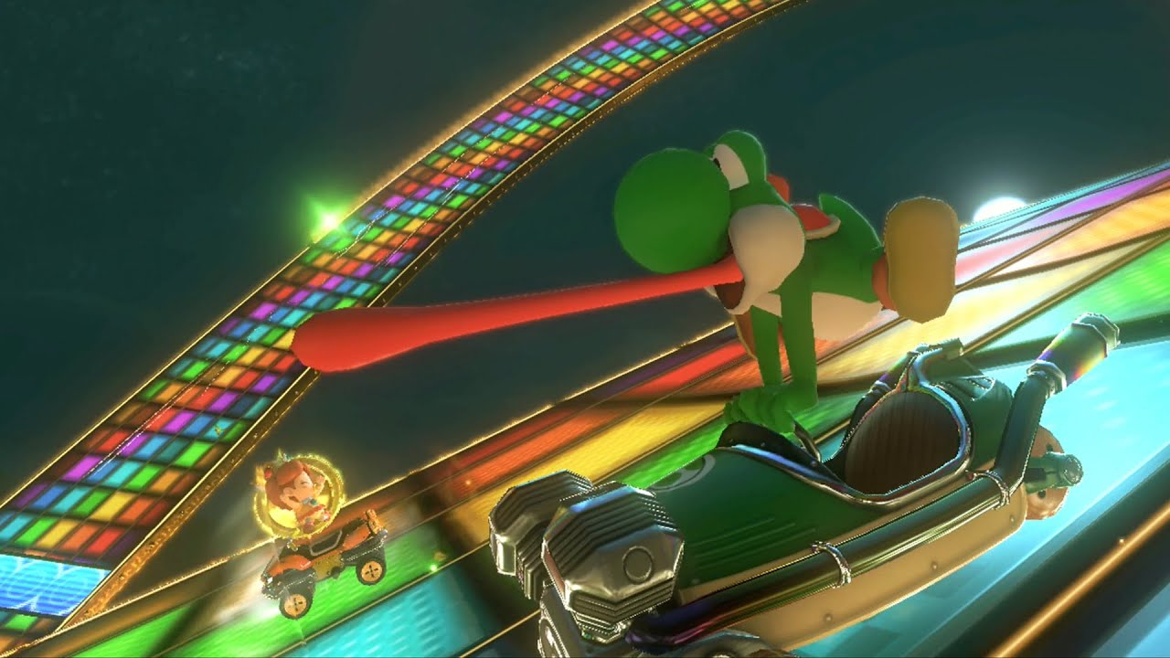 & Mario Kart 8 - Grand Prix - Lightning Cup - YouTube azcodes.com