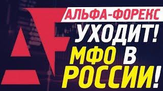 Альфа-Форекс уходит из России. Риски рынка МФО. Стоит ли вкладывать деньги?