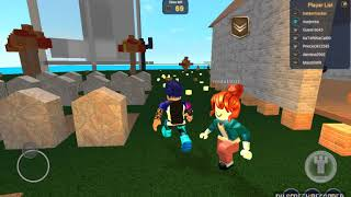 ROBLOX Disaster Dome com MaxD GMR