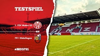 Mainz 05 vs Dudelange full match