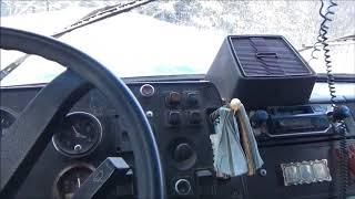 Выгнало масло двигателя(шоферские будни)