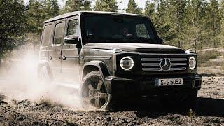Fahrbericht Mercedes G 500: Erneuerte Beständigkeit