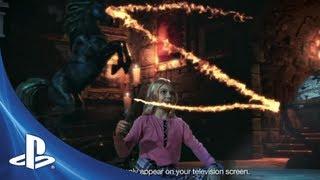 Wonderbook: Book of Spells TV commercial