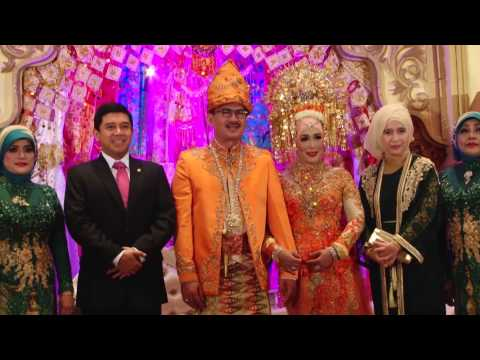 Resepsi Mitha-Deddy, Menara 165 Jakarta, 15 Maret 2015
