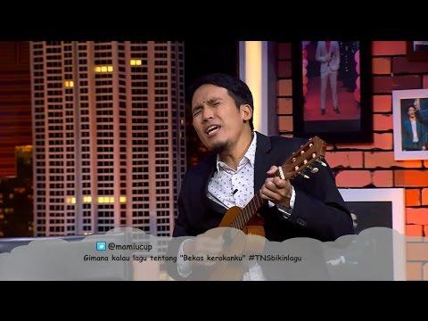 Lagu Spontan Vincent Desta Runtuh Akan Lagu Romantis Once