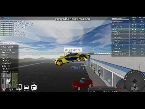 How To Super Jump On [Plane Autoshops!] Vehicle Simulator [Alpha ...