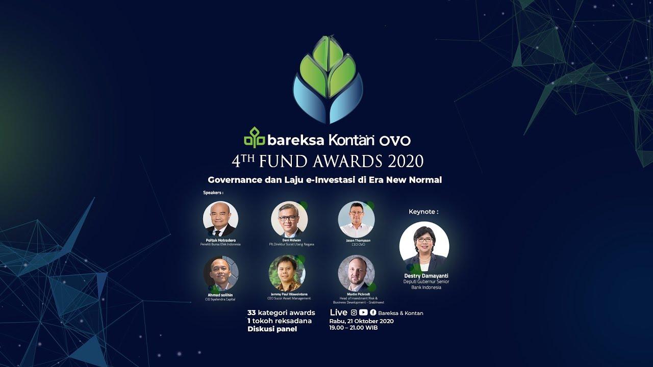 Payday Fund Awards Beli Reksadana Bareksa Bisa Raih Cashback Rp1 Juta