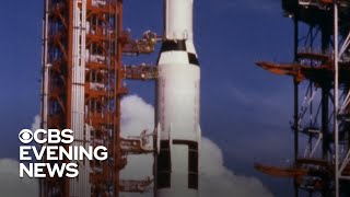 Inside CBS News' coverage of the historic Apollo 11 launch