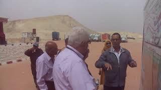 جورج وهبة أمين المصريين الاحرار يشرح تفاصيل قناة السوبس الجديدة خلال زيارة للحرب لها