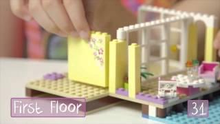 "Lego® Building With Friends - ""how To""  Stephanie's Beach House"