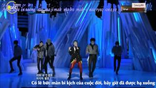 [BBFC][Vietsub + Kara]Blue - Big Bang @ Mcountdown (120315)