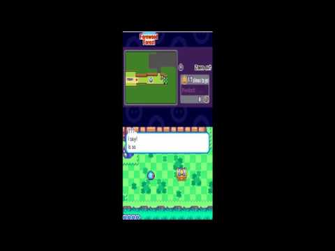 Dragon Quest Heroes: Rocket Slime (Nintendo DS) Gameplay Sample