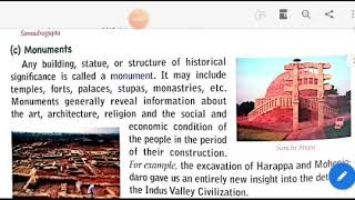 Class 4 History Evidences In History Part 2