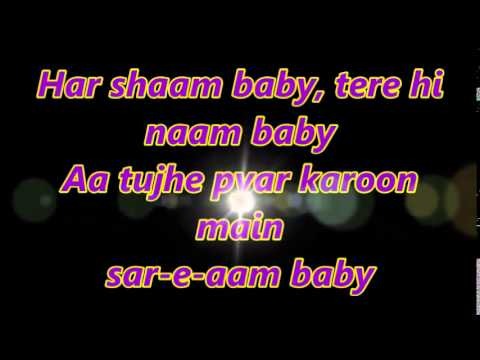 Yaar na miley (Kick) lyrics