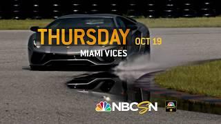 Фото с обложки Miami Vices [Promo] -- /Drive On Nbc Sports
