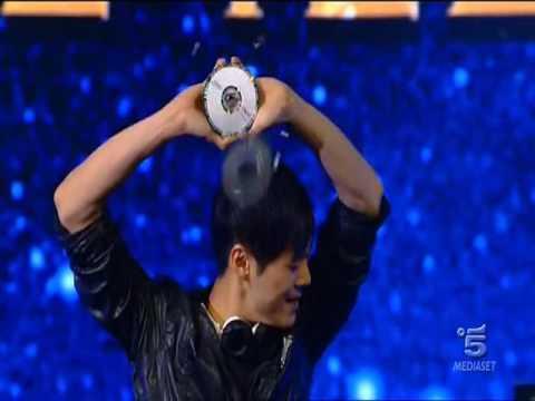 La Grande Magia The Illusionist - Han Seol Hui