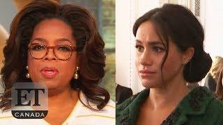 Oprah Defends Meghan Markle