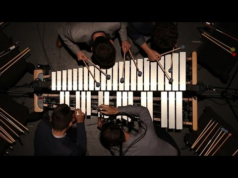 "Third Coast Percussion - ""Blindnesses"" by Isaac Schankler"