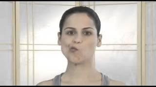 De circulação rosto exercício sanguínea