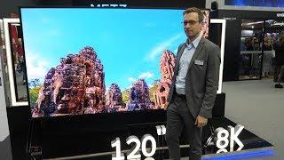 """Metz Skyworth 120"""" 8K LCD, 88"""" 8K OLED, 4K S9A OLED, Topas 4K LCD, Fineo 4K LCD"""