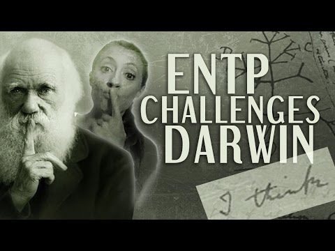 ENTP CHALLENGES DARWIN: Explain the Cambrian Explosion