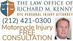 (212) 421-0300 Brooklyn & Manhattan NYC Motorcycle Accident Lawyer Injury Litigation Attorney