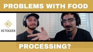 Discussion About Food Processing, Protein Satiety & Why Calories in Nuts Are Wrong
