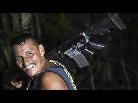 News Update Colombia's Farc has completed disarmament, UN says 27/06/17