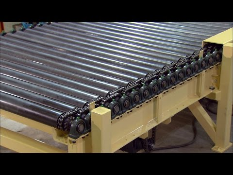Roller Conveyors | How It's Made