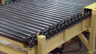 Roller Conveyors | How It