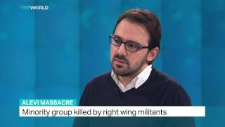 TRT World - Interview with Talha Kose about relations between Turkish government and Alevi community
