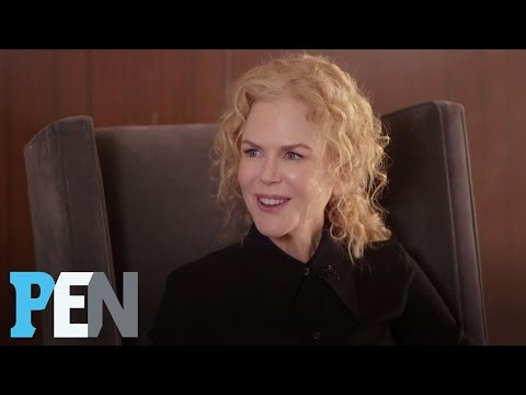 Nicole Kidman Remembers The First Time She Met Tom Cruise | PEN | Entertainment Weekly