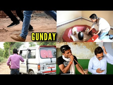 GUNDAY | BADMAASH OF IGLAS | REAL HEROES IGLAS