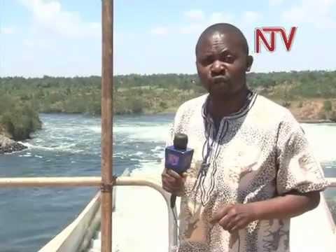 Bujagali Commissioning: 50MW turbine switched on
