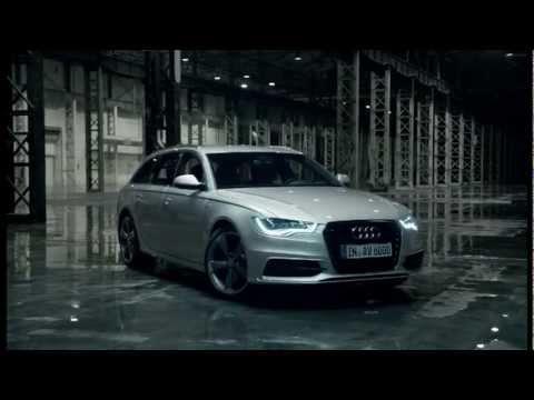 2012 Audi A6 Avant Youtube