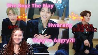 [덥:플레이(THE PLAY)] 화랑들의 양자택일 | The Boyz The Play Hwarang | Re…