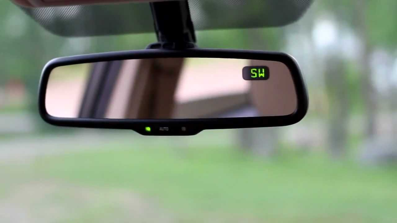 maxresdefault toyota accessories auto dimming rear view mirror youtube at cita asia auto dimming mirror wiring diagram  [ 1280 x 720 Pixel ]