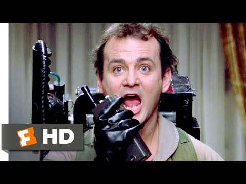Ghostbusters (2/8) Movie CLIP - He Slimed Me (1984) HD