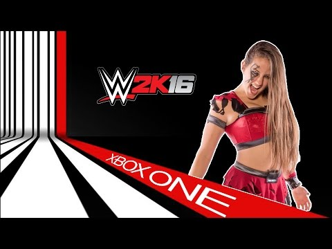 WWE 2K16 Crazy Mary Dobson Showcase + Top 8 Moves