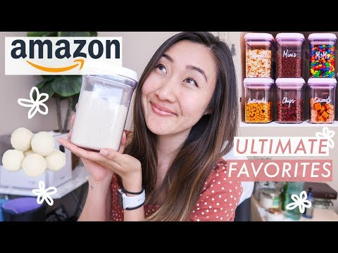 Amazon Prime FAVORITES 2019 I Can't Live Without | Amazon Haul thumbnail