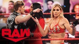Charlotte Flair gets added to the Raw Women's Title Match at WrestleMania Backlash: Raw, May 3, 2021