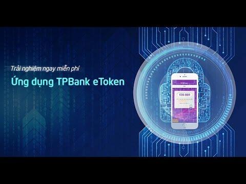 TPBank eToken – Hướng dẫn sử dụng