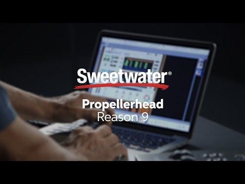 Propellerhead Reason 9 Demo