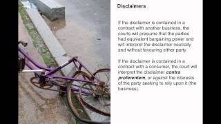 Download Mp3 Contracts: Disclaimers