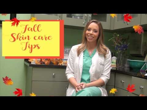 Fall Skincare with Sarah