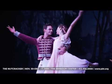 None - The Nutcracker - The Pittsburgh Ballet Theater