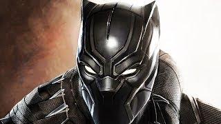 Black Panther Trailer 2017 - Official 2018 Movie Teaser