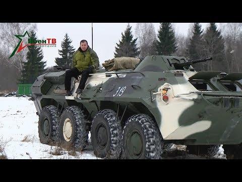 Проверено на себе. БТР-70 МБ-1