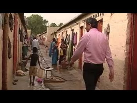 Kapashera village - the underbelly of plush South-West Delhi (Aired July 2010)