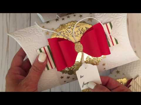 Giveaway Winner & Project Shares-Holiday Boutique/Craft Fair Ideas
